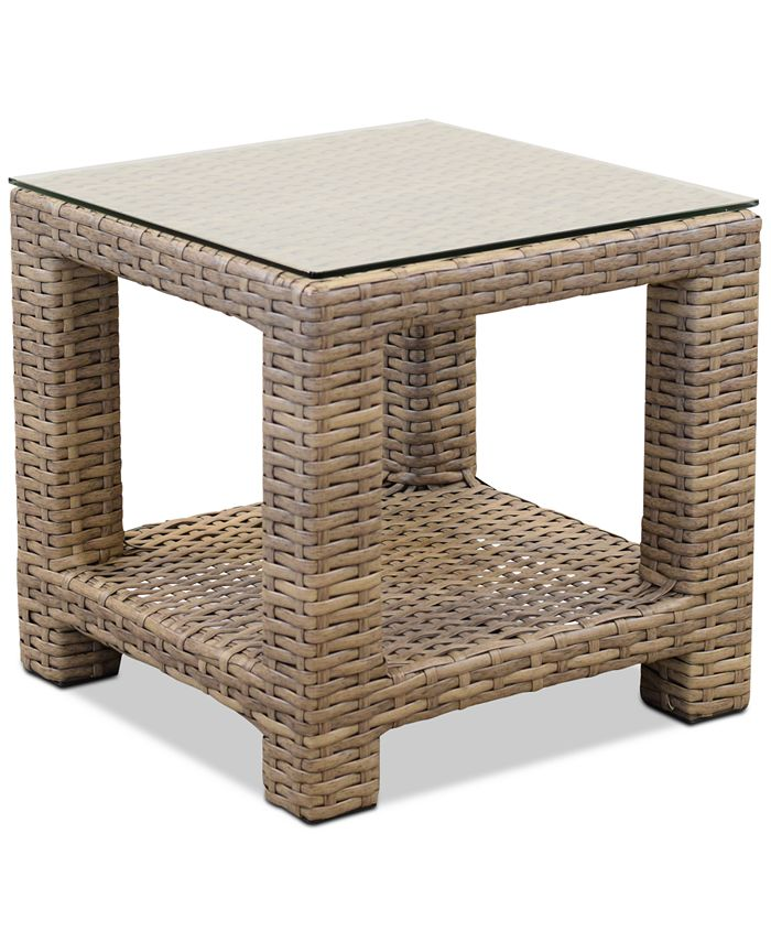 Furniture - Grand Stafford Outdoor End Table