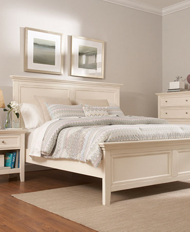 Sanibel Bedroom Furniture Collection Furniture Macy 39 S