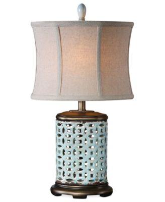 Uttermost Table Lamp, Rosignano