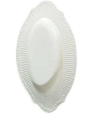 Mikasa Dinnerware, Italian Countryside Figural Tray