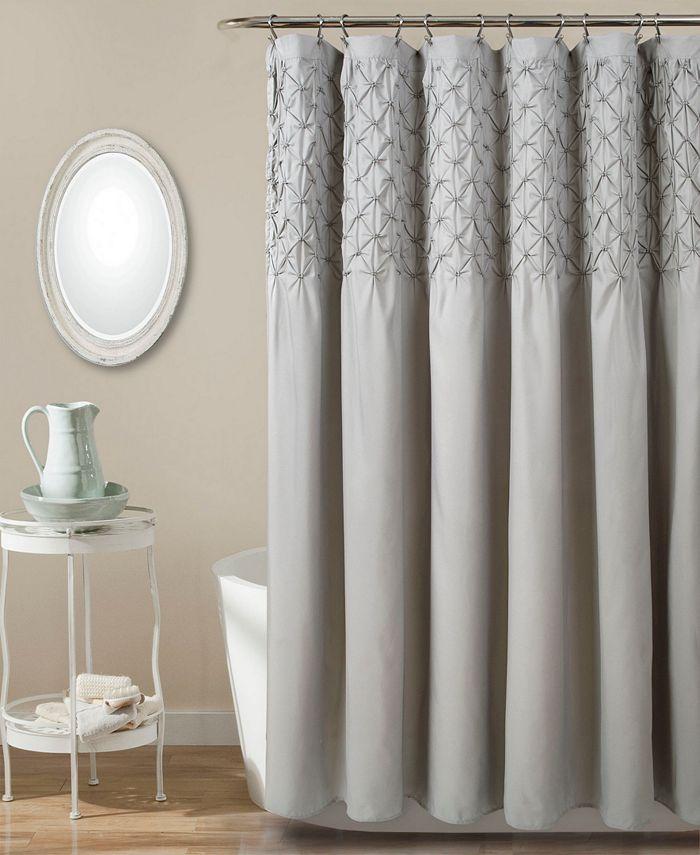 "Lush Décor - Bayview 72"" x 72"" Shower Curtain"