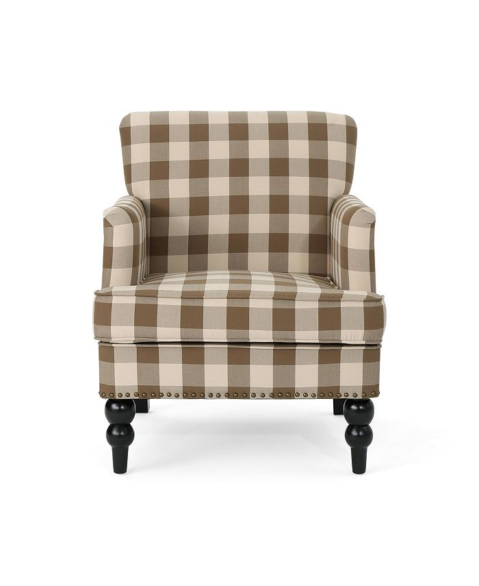 Noble House - Harrison Club Chair, Quick Ship