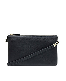 Mighty Purse Classic Crossbody With Built-In Phone Charger