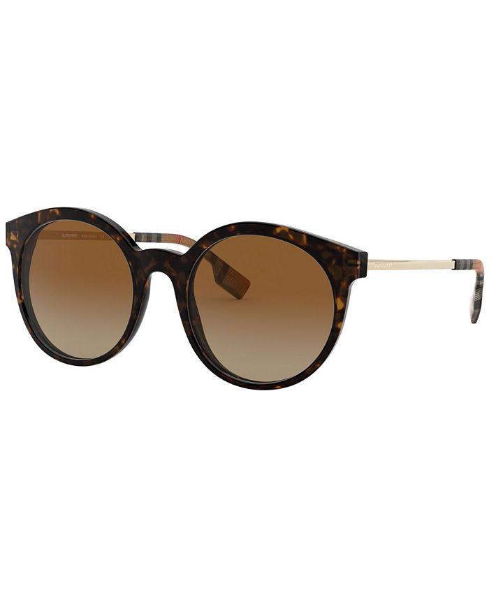 Burberry - Polarized Sunglasses, BE4296 53