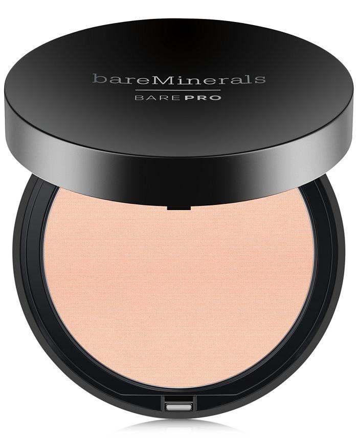 bareMinerals - BarePro Performance Wear Powder Foundation, 0.34 oz