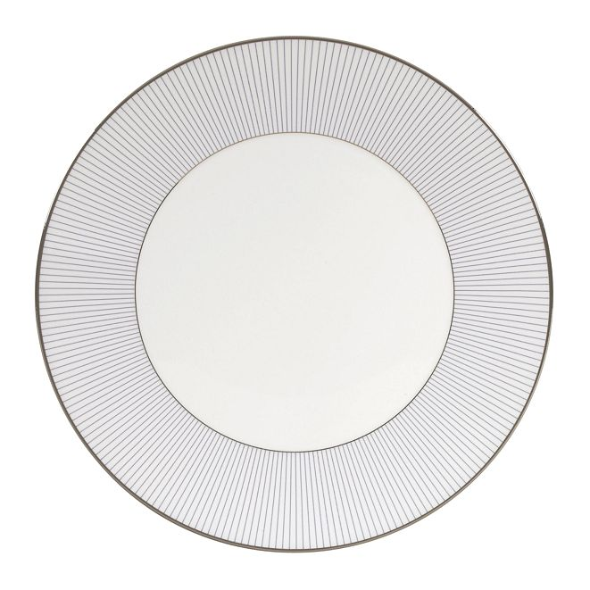Wedgwood Jasper Conran Pin Stripe Salad Plate