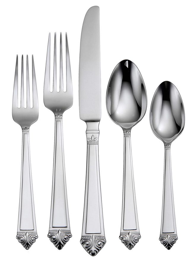 Oneida Eave 20-PC Flatware Set, Service for 4