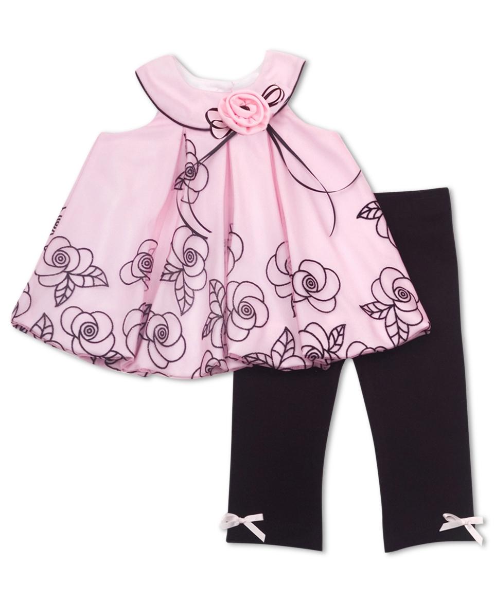baby set baby girls pink dot coat dress set reg $ 58 00 sale $ 39 99