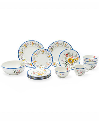 Chef Pattern Dinnerware Patterns For You