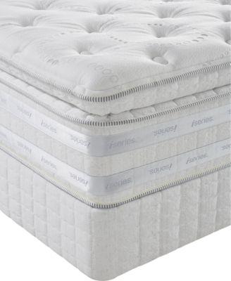 iSeries by Serta Hybrid Lavish Dream Firm Super Pillowtop