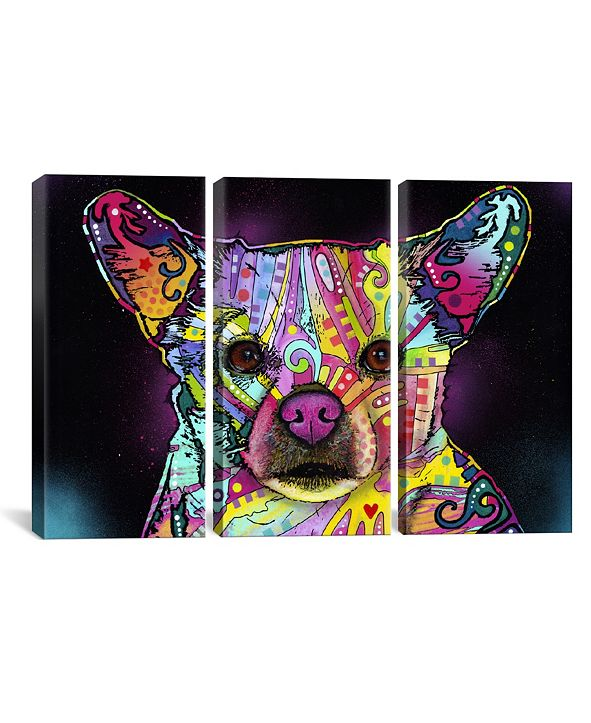 """iCanvas Cheemix by Dean Russo Gallery-Wrapped Canvas Print - 40"""" x 60"""" x 1.5"""""""