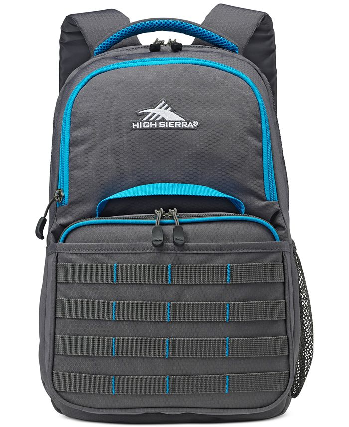 High Sierra - Men's Joel Printed Lunchbox Backpack