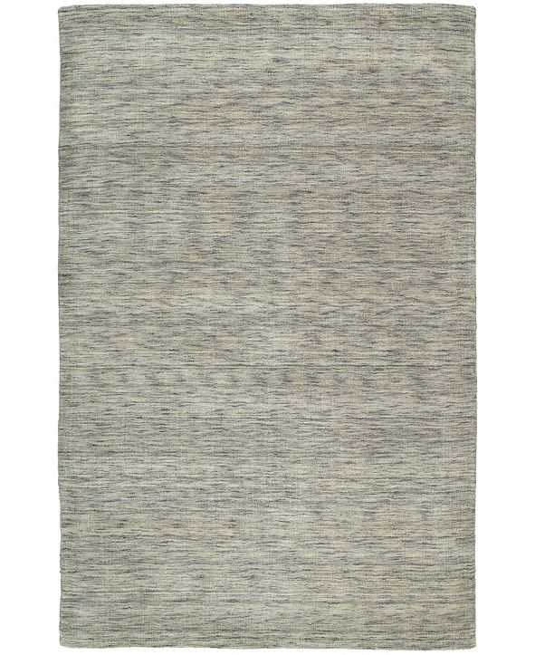 Kaleen Renaissance Renaissance-00 Graphite 3' x 5' Area Rug