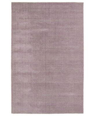 "Luminary LUM01-90 Lilac 5' x 7'9"" Area Rug"