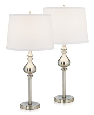 Pacific Coast Teepa Set of 2 Table Lamps