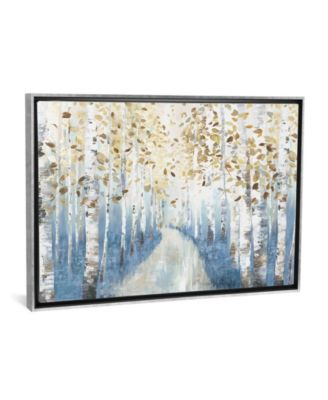 """New Path I by Allison Pearce Gallery-Wrapped Canvas Print - 26"""" x 40"""" x 0.75"""""""