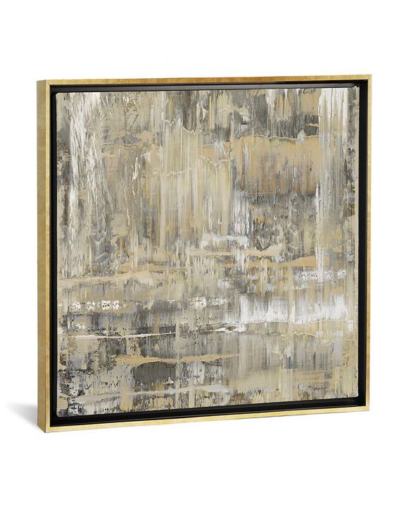 """iCanvas Dedicated by Justin Turner Gallery-Wrapped Canvas Print - 37"""" x 37"""" x 0.75"""""""