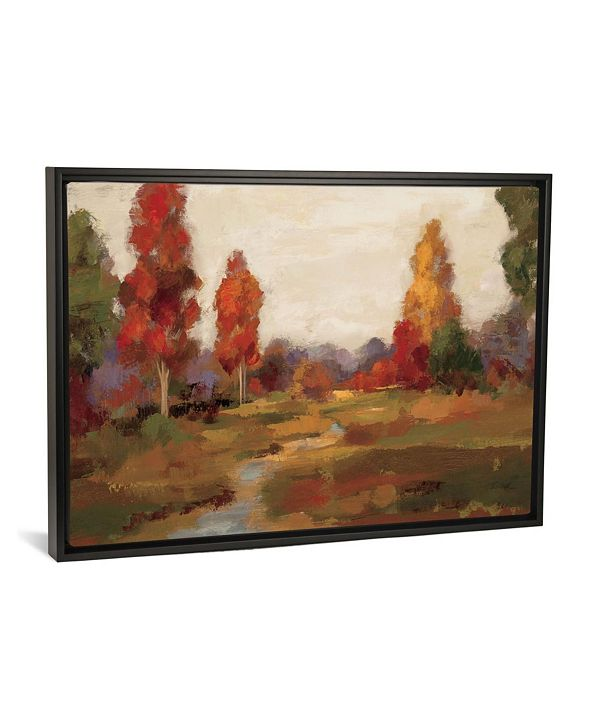 "iCanvas Fall Creek by Silvia Vassileva Gallery-Wrapped Canvas Print - 26"" x 40"" x 0.75"""