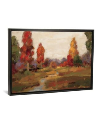 Fall Creek by Silvia Vassileva Gallery-Wrapped Canvas Print - 26