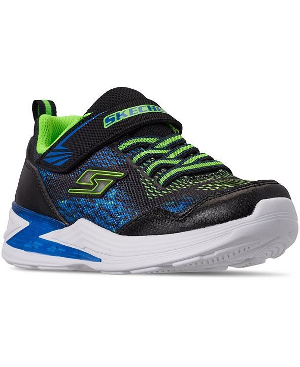 Skechers Little Boys S Lights Erupters III - Derlo Light-Up Casual Sneakers from Finish Line