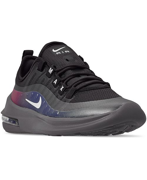 Nike Women's Air Max Axis Premium Casual Sneakers from ...
