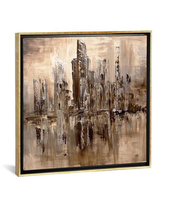 "iCanvas The Colony by Osnat Tzadok Gallery-Wrapped Canvas Print - 26"" x 26"" x 0.75"""