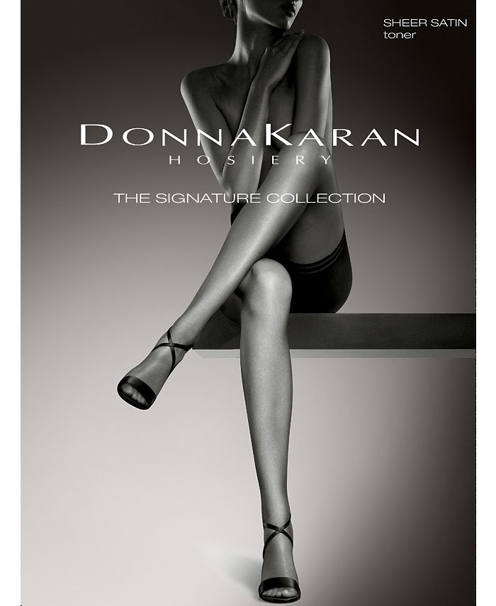 Donna Karan - Women's Signature Satin Sheer with Restore Technology™ D0B109