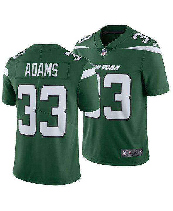 Nike Men's Jamal Adams New York Jets Vapor Untouchable Limited Jersey