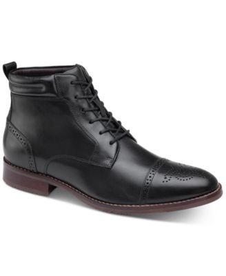 Johnston \u0026 Murphy Redding Cap-Toe Boots
