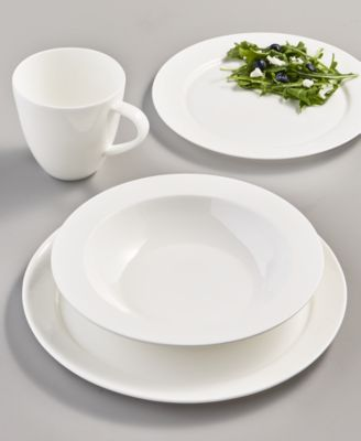 Rim Bone China Salad Plate, Created for Macy's