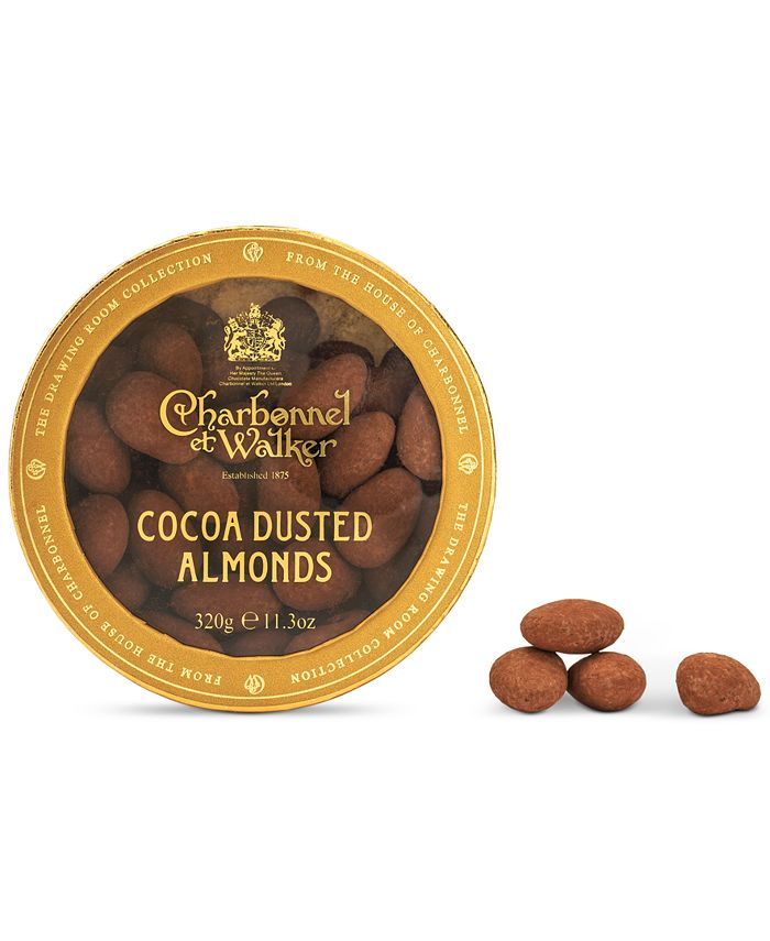 Charbonnel et Walker - Cocoa-Dusted Almonds