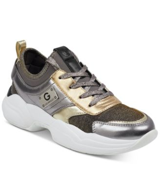 GBG Los Angeles Jimmi Lace-Up Sneakers