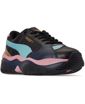 STORM.Y Metallic Casual Sneakers from