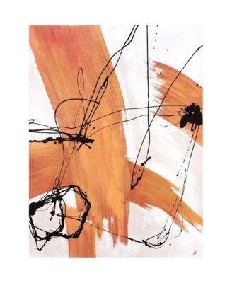 """Adaptation"" by  Joshua Schicker Canvas Wall Art - 30 in. x 40 in."