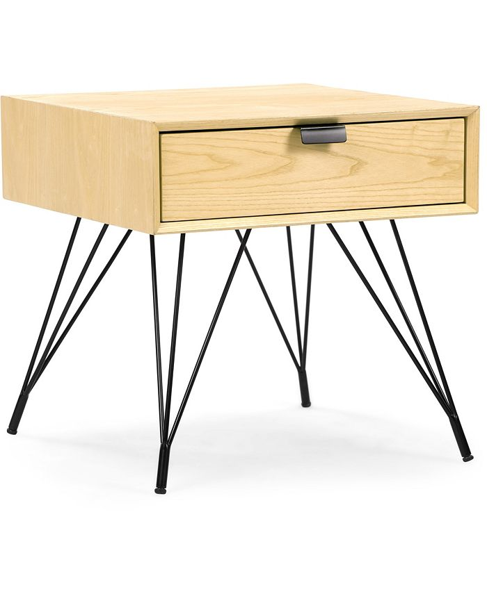 Finch - Newell Side Table, Quick Ship