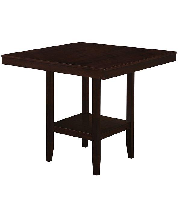 "Monarch Specialties 42"" x 42"" Dining Table"