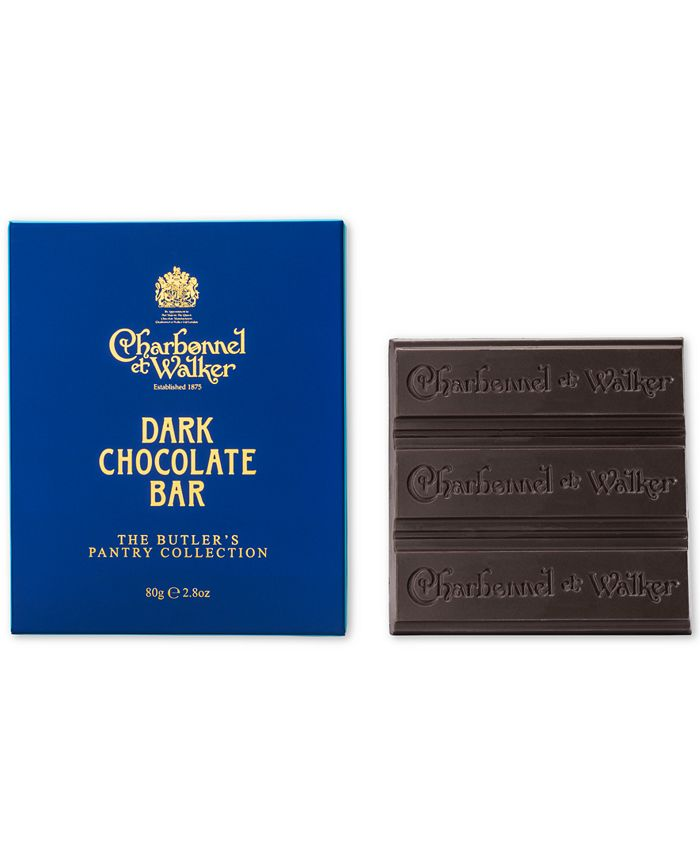 Charbonnel et Walker - Butler's Pantry Dark Chocolate Bar