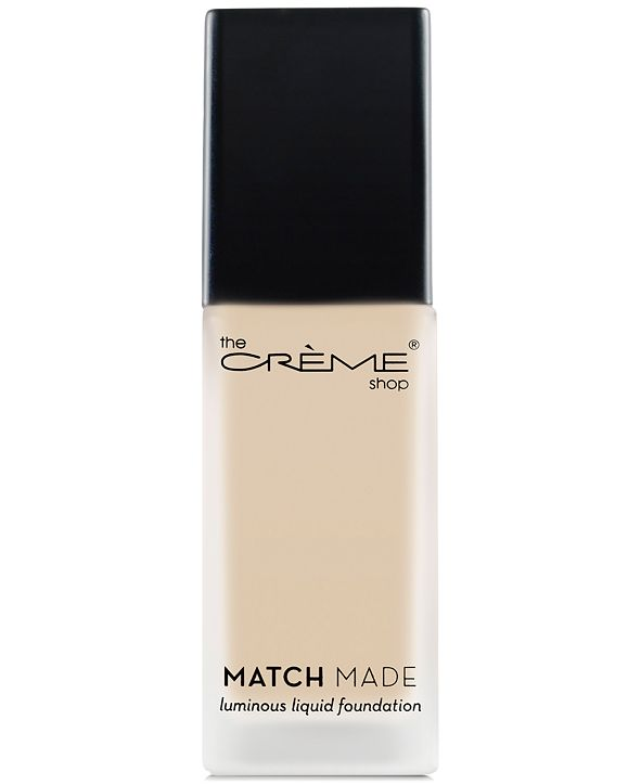 The Creme Shop Match Made Luminous Liquid Foundation