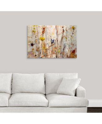 'Knee High' Framed Canvas Wall Art, 36