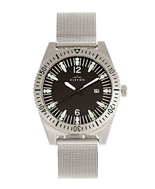 Elevon Men's Jeppesen Alloy Bracelet Watch 42mm