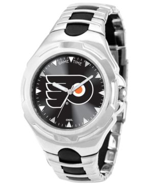 Game Time Men's Philadelphia Flyers Victory Series Watch