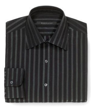 Sean John Shirt, Tinsel Stripe Long Sleeve Dress Shirt