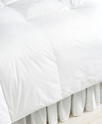 Lauren Ralph Lauren Brushed Cotton Down King Comforter