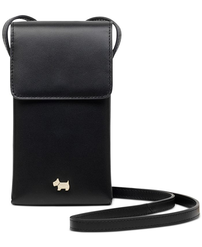 Radley London - Phone Leather Crossbody