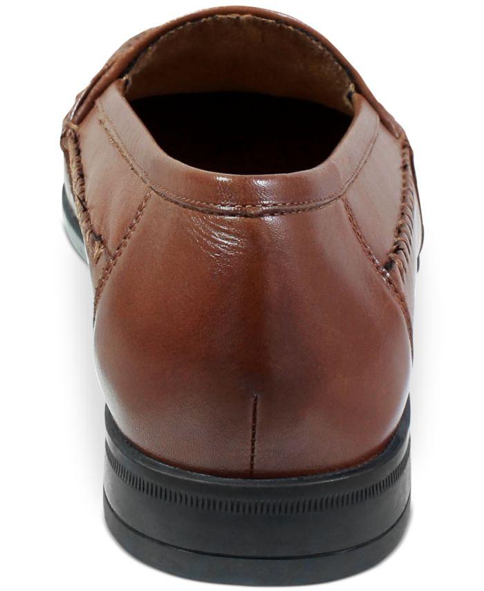 Nunn Bush Men's Strafford Woven Tassel Loafers & Reviews - All Men's Shoes - Men - Macy's