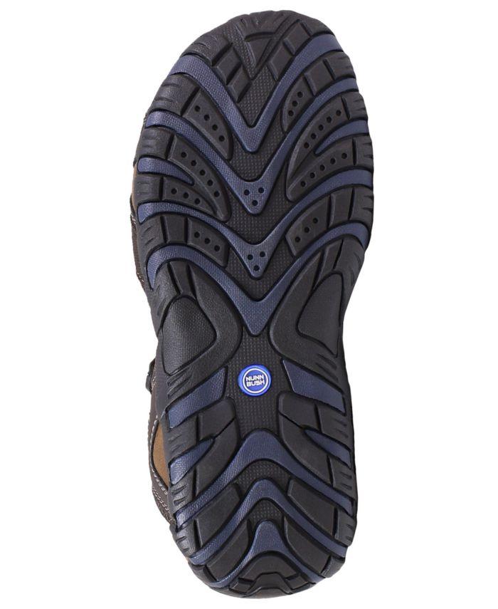 Nunn Bush Men's Rio Bravo Three-Strap River Sandals & Reviews - All Men's Shoes - Men - Macy's
