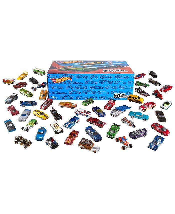 Hot Wheels - Customizedhw.Com 50 Car Pack