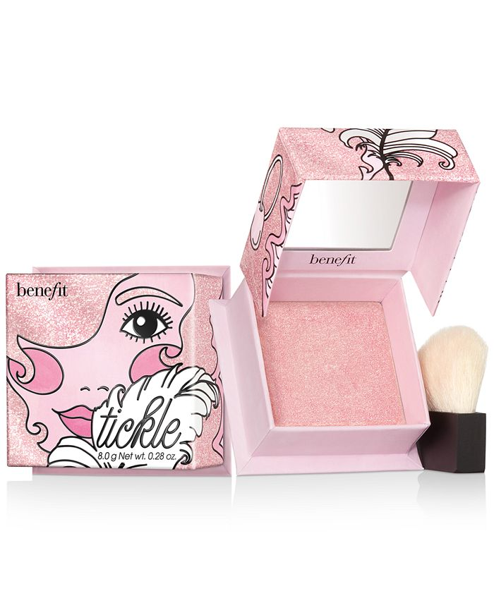 Benefit Cosmetics - Tickle Powder Highlighter
