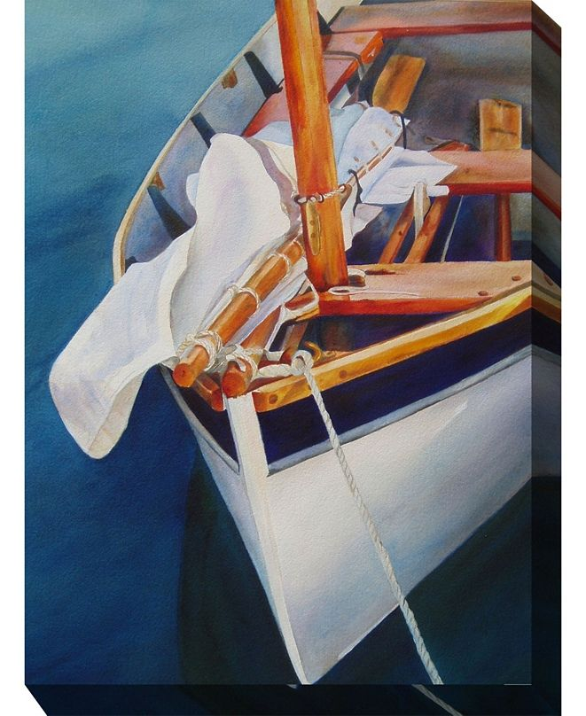 """West of the Wind Sail Away Wall Art, 30"""" x 40"""""""