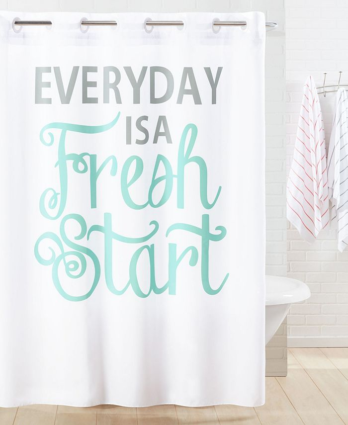 Hookless - Everyday Shower Curtain